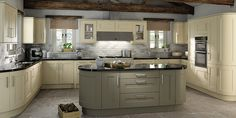 Welsford shaker style replacement kitchen doors finished in Legno Ivory and Legno Dakar Shaker Kitchen Doors, Kitchen Cabinets, Replacement Kitchen Doors, Shaker Style, Graphite, Kitchen Ideas, Ivory, Home Decor, Graffiti