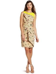 Click on photo 2 times to see more.  Eva Franco Women's Aria Dress