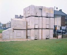 Ghost House: 20 years since Rachel Whiteread's 'House' (1993), Rachel Whiteread