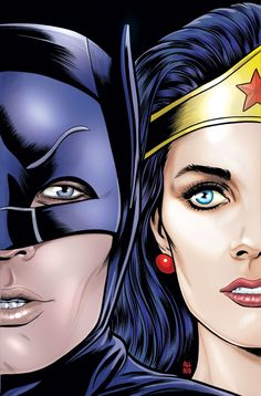 BATMAN '66 MEETS WONDER WOMAN '77 #3