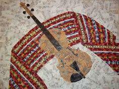 Metis music quilt
