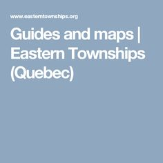 To everyone's delight, breathing the fresh air of our natural environment and admiring breathtaking landscapes is simply a reality in our region. Quebec City, Maps, Blue Prints, Quebec, Map, Cards