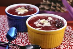 Photograph Danish berry jelly dessert (Rodgrod med flode) by Jan Macuch on 500px