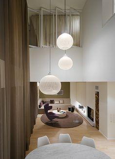 Quant 1, Stuttgart. Ein Projekt von Ippolito Fleitz Group – Identity Architects.                                                                                                                                                      Mehr