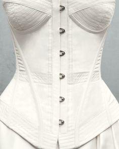 contemporary corset