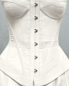 contemporary corset