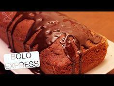 Bolo de Chocolate e Café Express - Confissões de uma Doceira Amadora - YouTube