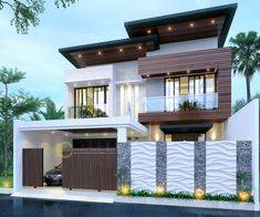 Modern Home Architectural Styles and Designs. Find out what style of home you like best.Leave a comment and see what other people like.Most people like several home architectural styles. House Front Design, Modern House Design, Home Design, Design Ideas, Patio Design, Landscaping Design, Garden Landscaping, Garden Design, Architectural Styles
