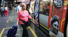 Arte en tren exhibirá obra de César Rengifo en 2015