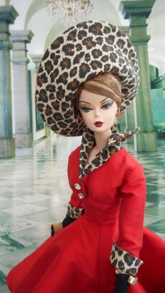 "OOAK Silkstone Vintage Barbie Handmade 12"" Fashion Royalty Poppy Parker / Mary   | Dolls & Bears, Dolls, Barbie Contemporary (1973-Now) | eBay!"