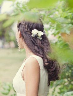 7 Braided Wedding Hair Looks We Love | The Knot Blog