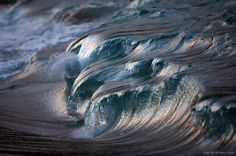 Amazing Photography! ~ Photographer Pierre Carreau Captures Waves In The Ocean In Stunning Detail