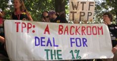 Obama wants the TPP in spite of progressives and labor.