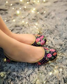 Exclusive footwear, clothing and accessories, handcrafted with love Stylish Sandals, Flat Sandals, Cute Kids Pics, Fashion Shoes, Girl Fashion, Indian Shoes, Handmade Dresses, Pretty Shoes, Daily Wear