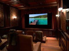See photos about CEDIA 2013 Home Theater Finalist: Gaming Haven from HGTV