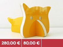 DESIGNMOOD - ASPS Design Studio - Romeo-Animalia http://www.designmood.it/products/32