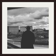 Silhouette Photographic Print in London, Unframed