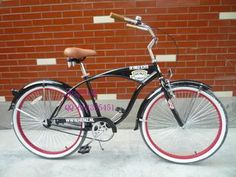 26寸自行车 哈雷沙滩自行车 beach cruiser 城市车 淑女车68H-淘宝网