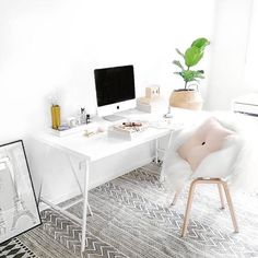 We've finally updated our office with new shelves and a DIY wire wall hanging that we will be revealing later, in the interim - have you entered our cushion giveaway? Ends TONIGHT open worldwide with 3 winners of their choice of 2 @bythers.dk  cushions see previous post (i.e. Last Friday) for detail
