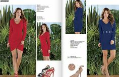 Catalogo de Andrea ropa