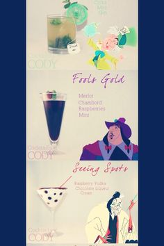 Disney Drinks