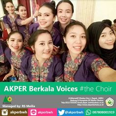 The choir #akper #akperberkala #akperbwh #rsmeilia #cibubur #depok #cileungsi #bekasi #bogor #jakarta #tangerang #indonesia