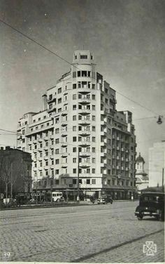 Bucharest Romania, Communism, Old Photos, Skyscraper, Dan, Buildings, Arch, Memories, Pictures
