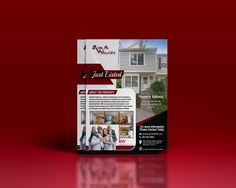 design an Attractive Real estate Flyer by graphicdawn