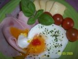 Ztracená vejce Eggs, Breakfast, Ethnic Recipes, Food, Morning Coffee, Essen, Egg, Meals, Yemek