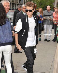 Justin Bieber's Most Stylish GQ Moments: Style: GQ. is it Zara's jacket?