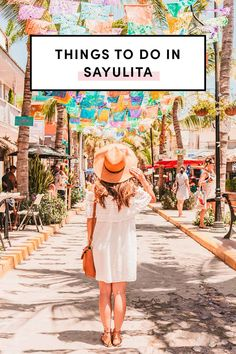 Things To Do In Sayulita Mexico by A Taste Of Koko - Sayulita is a charming small town located in Banderas Bay in the south of the Nayarit state on the Pacific Coast state of Jalisco Mexico. Explore with this ultimate travel guide! Sayulita Restaurants, Stuff To Do, Things To Do, Beach Town, Ultimate Travel, Pacific Coast, Mexico Travel, Riviera Maya, Ocean Beach