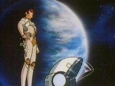 Capitaine Flam,  amon avis, ma passion pour les casques d'astronautes vient de là....