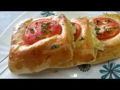 Bauru Comida Diy, Baked Potato, Tacos, Food And Drink, Bread, Ethnic Recipes, Pastel, Burger, Mini