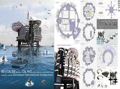 La transformación de plataformas petroleras abandonadas en estructuras habitables
