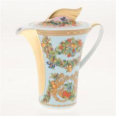 Versace Le Jardin Porcelain Creamer