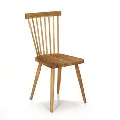 Chaise vintage naturelle Naturel - Cleo - Chaises - Tables et chaises - Salon et salle à manger - Décoration d'intérieur - Alinéa