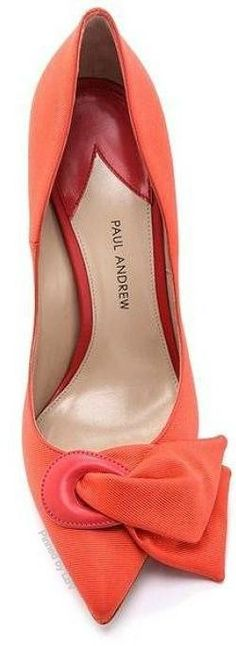 Paul Andrew Euphorbia Pumps | LBV ♥✤ | KeepSmiling | BeStayExquisite via: