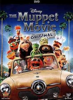 Jim Henson's Muppets make their film debut in this charming story that chronicles their rise to fame. It all begins with Kermit the Frog sitting in a swamp singing and strumming a guitar. Realizing he