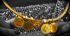 Hindu wedding chain (Thali)