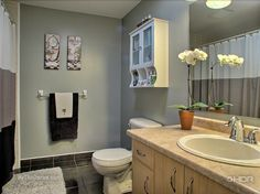 Like The Color Bathroom Idea Love These Colors New Home Ideas Pinterest  Home Colors And The