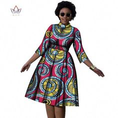 Decoration: Zippers Neckline: O-Neck Estimated Delivery – Diyanu Fashion - African Plus Size Clothing at D'IYANU African American Fashion, Latest African Fashion Dresses, African Print Dresses, African Print Fashion, Africa Fashion, African Dress, Ankara Fashion, African Attire, African Wear