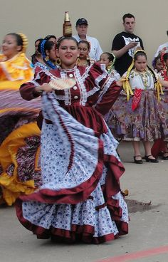 Mexico Lindo Ballet Folklorico, Fort Worth, TX