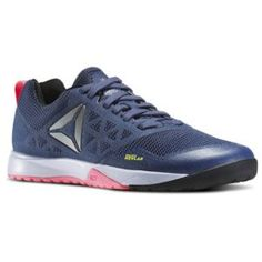 best sneakers a616f 288bc Reebok CrossFit Nano 6.0 blauw roze Ropa Deportiva, Zapatillas, Mujeres  Crossfit, Mejores