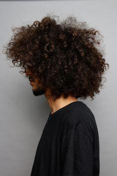 black-boys: Yassine Rahal   Models.com Daily Duo