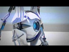Portal 2 - Atlas - motion capture testing animation