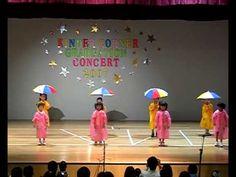 Kinder Corner Concert 2007 - KC2 N2 - Rain Rain Go Away / Sunny Day - YouTube