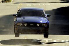 Alcatraz tv show to reenact Bullitt chase scene with 2013 Mustang