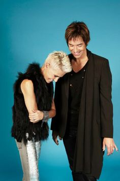 Roxette is a Swedish pop rock duo, consisting of Marie Fredriksson (vocals) and Per Gessle (vocals and guitar)...