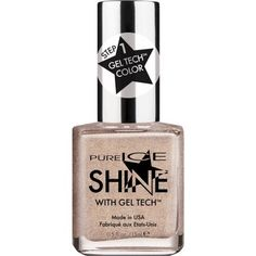 Pure Ice Shine with Gel Tech Nail Polish, Good Glistener, 0.5 fl oz