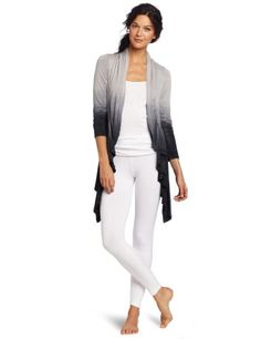 Avani Women`s Flounce Cover Up Eco Friendly Shirt $69.00
